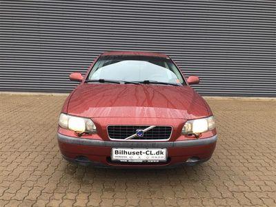 brugt Volvo S60 2,4 140HK