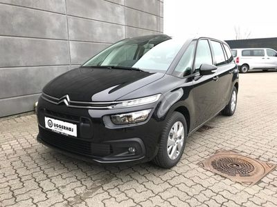 brugt Citroën Grand C4 Picasso 1,6 Blue HDi Iconic Limited start/stop 120HK 6g