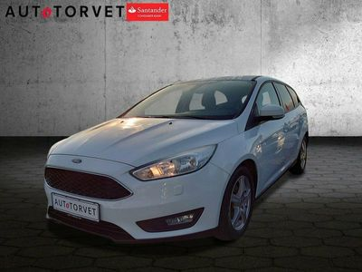 brugt Ford Focus 1,5 TDCi 105 Business stc. ECO