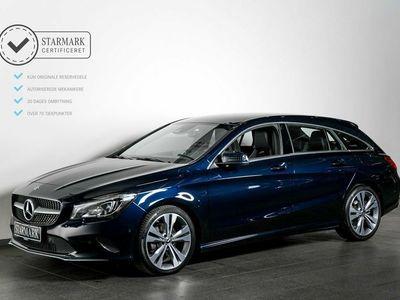 käytetty Mercedes CLA220 d 2,2 SB aut.