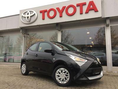 brugt Toyota Aygo 1,0 VVT-I X-plore DAB+ X-Shift 72HK 5d Aut.