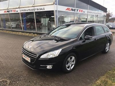 brugt Peugeot 508 SW 1,6 HDI Active 112HK Stc