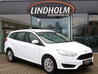 brugt Ford Focus 1,5 TDCi 95 Cool & Connect stc.
