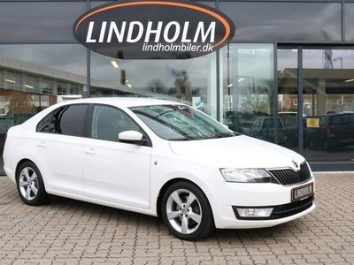begagnad Skoda Rapid 1,2 TSi 105 Ambition GreenTec