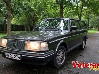 brugt Volvo 240 st.car