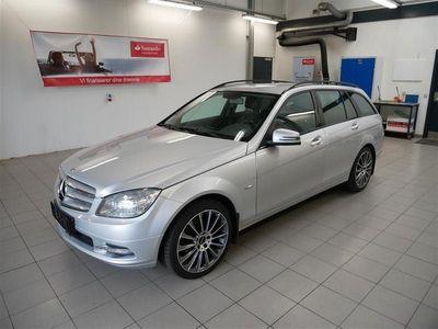 brugt Mercedes C200 T 2,1 CDI BlueEfficiency 136HK Stc Aut.