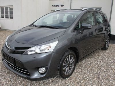 brugt Toyota Verso 1,8 VVT-i T2 Touch 7prs
