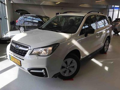 brugt Subaru Forester 2,0 i X AWD 150HK Van
