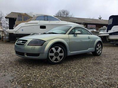 brugt Audi TT Roadster 1,8 T 180