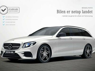 usado Mercedes E43 AMG 3,0 AMG stc. aut. 4-M