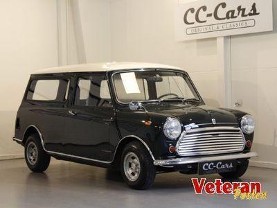 brugt Morris Mascot 1000 Van