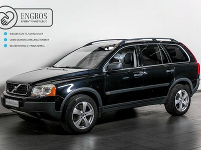 brugt Volvo XC90 2,5 T Momentum aut. AWD
