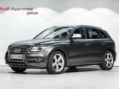 used Audi SQ5 3,0 TDi 313 quattro Tiptr.