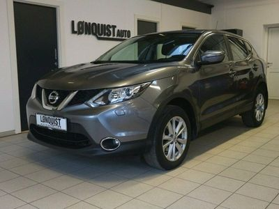 second-hand Nissan Qashqai 1,5 dCi 110 Acenta