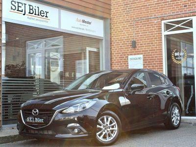 usado Mazda 3 2,2 Sky-D Vision 150HK 5d
