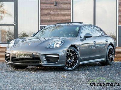 używany Porsche Panamera GTS 4,8 PDK
