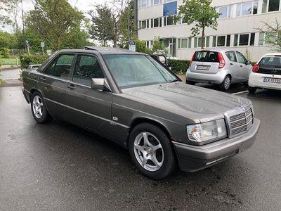 brugt Mercedes 190 2,0 E190 Gammel Klasikker