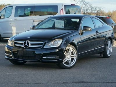 used Mercedes C220 2,2 CDi Coupé aut. BE