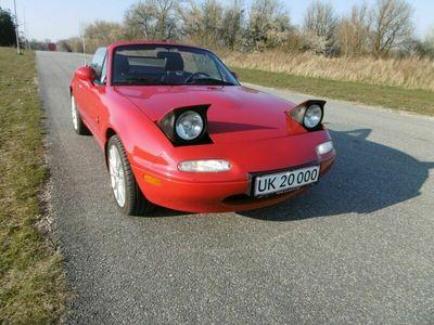 brugt Mazda MX5 1,8