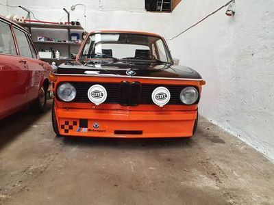brugt BMW 2002 2,0 Sedan