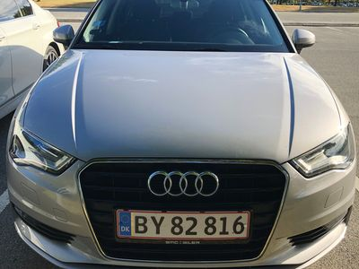 brugt Audi A3 Limousine 1.6 TDI 110 HK 4-DØRS Stronic