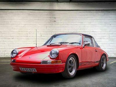 brugt Porsche 911 Serie T 3,2 Targa