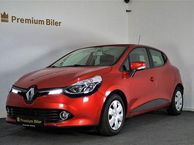 brugt Renault Clio IV 1,2 16V Authentique