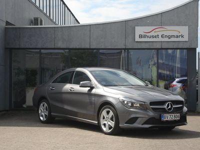 brugt Mercedes CLA180 d