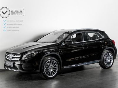 brugt Mercedes GLA250 2,0 Final Edition aut. 4-M