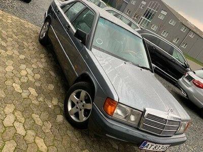 brugt Mercedes 190 2,0 aut.