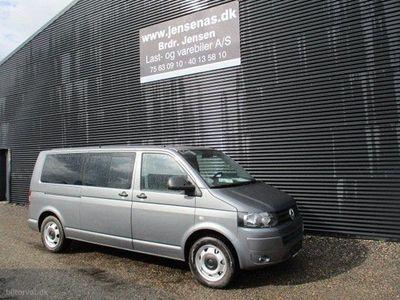usado VW Transporter 2,0 TDI aut. 179HK