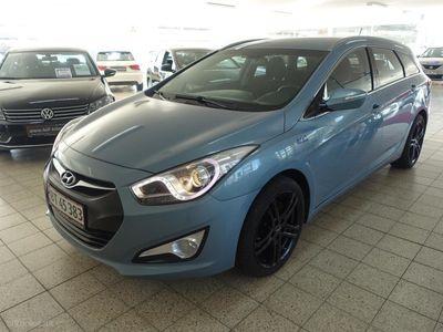 used Hyundai i40 1,7 CRDi Comfort 115HK Stc 6g