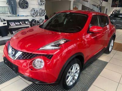 brugt Nissan Juke 1,5 DCi Acenta 4x2 110HK 5d 6g