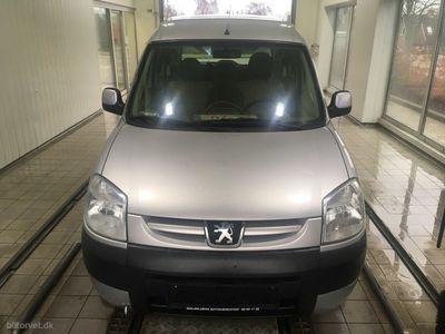 gebraucht Peugeot Partner 1,6i 16V 110HK