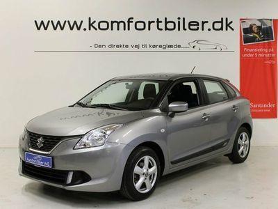 brugt Suzuki Baleno 1,2 Dualjet Comfort CVT