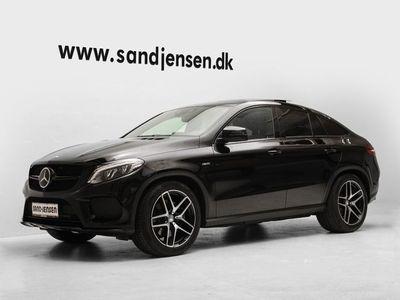 brugt Mercedes GLE43 AMG 3,0 AMG Coupé aut. 4-M