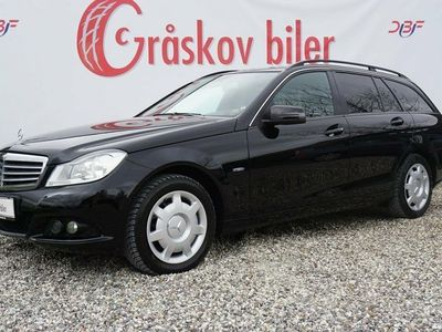 used Mercedes C200 2,2 CDi Avantgarde stc. BE