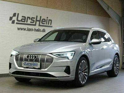 brugt Audi E-Tron - S-line quattro