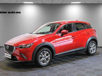 brugt Mazda CX-3 2,0 Sky-G 120 Vision aut.