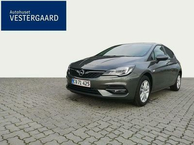 brugt Opel Astra 5 Turbo Edition+ 105HK 5d 6g