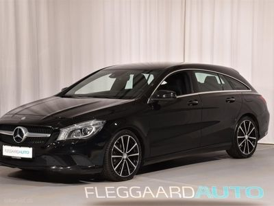 gebraucht Mercedes CLA200 Shooting Brake 1,6 156HK Stc 6g