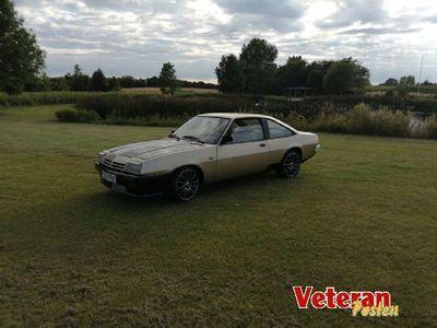 brugt Opel GT Manta b