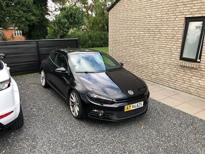 brugt VW Scirocco 1,4 TSI 160