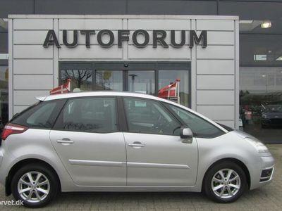 brugt Citroën C4 Picasso 1,6 e-HDi Seduction E6G 110HK 6g Aut.