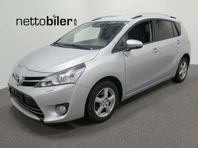brugt Toyota Verso 1,6 D-4D T2 Premium 7prs
