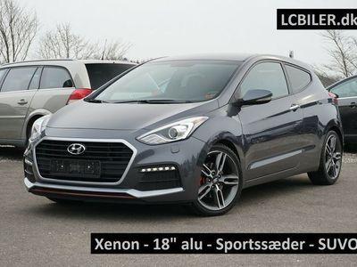 brugt Hyundai i30 1,6 T-GDi Sport