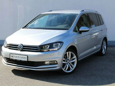 second-hand VW Touran 1,4 TSi 150 Highline BMT