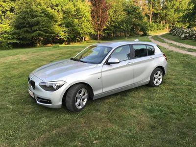 usata BMW 116 2.0 116 HK Sport Line