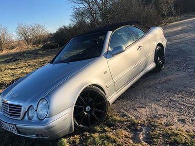 usado Mercedes CLK230 2,3