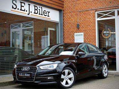 brugt Audi A3 2,0 TDi Ambition 150HK 4d